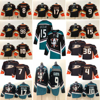 Anaheim Ducks 15 Ryan Getzlaf Jersey 9 Paul Kariya 17 Ryan Kesler 4 Cam Fowler Hockey Jerseys
