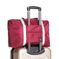 حقائب السفر عارضة كبيرة الملابس الأمتعة التخزين المنظم الترتيب الحقيبة الحالات حقيبة الملحقات لوازم السخافات المنتج