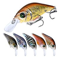 Nueva Likelife Fish Rattlin Laser Crankbaits señuelo de la pesca 12g 7.8 cm Natación flotante de plástico Minnow Lengüeta Junta cebo duro