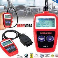Equipamento de diagnóstico de automóvel e motocicleta MS309 com o mesmo parágrafo OBDII PODE FERRAMENTA ferramenta de instrumento de detecção de falha automotiva