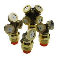 Adjustable Gardening Brass Spray Misting Nozzle Watering Spr...