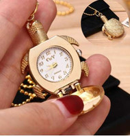 Moda Tartaruga Forma Unisex Relógio De Bolso De Quartzo Jóias Alloy Cadeia Pingente de Colar de Presente do relógio das Mulheres do Homem montre infirmiere #D
