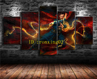 Doctor Strange - 2 , 5 Pieces Home Decor HD Printed Modern Art...