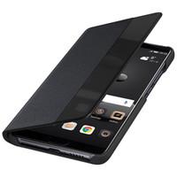 Pour Huawei P20 Pro Plus Mate 10 PRO Auto Sommeil Réveillez le Cas de Téléphone Officiel Smart View Flip Cover