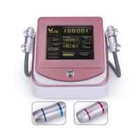 Chegada nova 2 em 1 3.0mm4.5mm Alta Intensidade Focada Ultra-som Hifu Máquina de Face Lift Para A Pele Apertar Remoção de Rugas