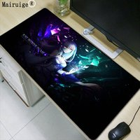 Mairuige Rezero Japan Anime Large Gaming Mouse Pad Locking E...