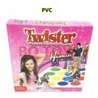 Funny Twister le jeu classique avec 2 autres mouvements Hasbro Family Party Games PVC adultes / enfants jeu
