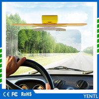 free shipping 2 in 1 Car Anti- glare Day Night Driving Glass ...