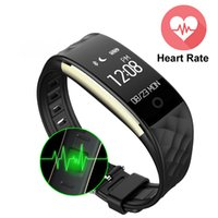 S S2 Smart Wristband Heart Rate Monitor IP67 Sport Fitness Bracelet Tracker Smartband Bluetooth For Android IOS PK miband 2