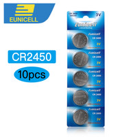 for 10pcs 2450 DL2450 CR2450n ECR2450 BR2450 KCR2450 5029LC ...