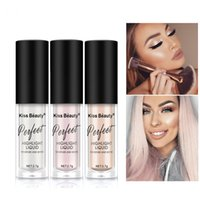 Kiss Beauty Makeup Face Concealer 3pcs Set Liquid Highlighte...