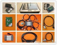 MB Yıldız C3 Teşhis Aracı 120 GB HDD ile CF-19 Dokunmatik Ekran Dizüstü Bilgisayar 3G Tam Kiti