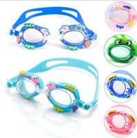 Swimming Goggles Professional Anti Animal For Kids Boys Girl...