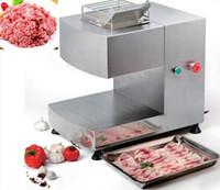 Fleisch Fisch zerkleinert Schneider Maschine; Fleisch Schneiden Schneidemaschine Fleisch Cutter Slicer Dicer