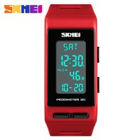 DHL SKMEI Brand Mens Sports Watches Top Brand Luxury Pedomet...