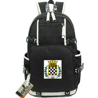 BFC mochila bolsa de Boavista Futebol Clube mochila fútbol de la escuela club de fútbol de la calidad packsack mochila deporte mochila mochila puerta de salida