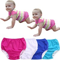 New Baby Swim Nappy Diaper Leakproof Reusable Baby Infant Bo...