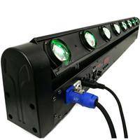 LED Bar Beam 8x12W RGBW Quad Moving Head LED Bühnenlicht Schnelles Verschiffen