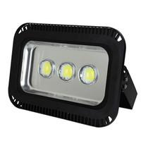 Projections hautes lumens 150w 180W LED Feux d'inondation Lampe de tunnel étanche en plein air 85-265V Chaud / Cool Blanc 2 ans Garantie