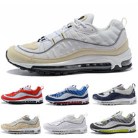Nice New arrival 98 fashion classic running Shoes Men Breath...