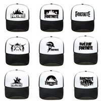 Fortnite Cap Man Baseball Cap Boys Girls Snapback Summer Bre...