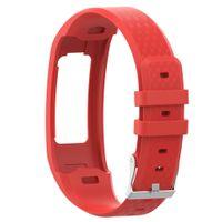 Wristband braccialetto della cinghia della fascia Strap Smartwatch per Garmin Vivofit 1 Vivofit 2 accessoriSmall Sport Watch silicone