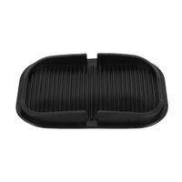 1PC горячая распродажа!!! Новый черный автомобиль приборной панели липкие коврик Коврик Анти не скольжения держатель приборной панели автомобиля для гаджета мобильный телефон GPS стенд