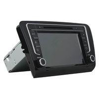 GPS를 가진 Skoda OCTAVIA 8inch 2GB 렘 Andriod 6.0를위한 차 DVD 플레이어, 핸들 통제, 블루투스