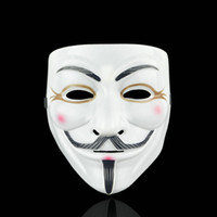 1PCS 8 Style Party Masks V for Vendetta Mask Anonymous Guy F...