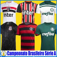 Top Thailand 2018 2019 Flamengo Flemish Sao Paulo Corinthian Paulista  Palmeiras Home Away Soccer Jerseys 18 19 maillots camisetas Futbol d2cb6ce87