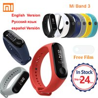 Original Xiaomi mi band 3 Smart wristband bracelet 3 instant...