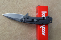 wholesale Kershaw 1555T folding Knife 5CR15MOV 57HRC Blade O...