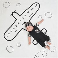 Newborn Baby Blanket Photos Background Photography mat Month...