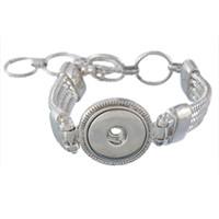 NEW! Noosa один кусок браслеты женщины DIY кнопки оснастки сплава браслеты оптом