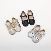 new arrival Baby Girl Princess Sparkly bowknot Shoes Infant ...