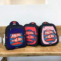 Children Backpack Students School Bags Autumn Winter Newest ...