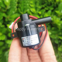 Quiet Brushless DC Mini Water Pump 12V Free Shipping 192L H ...