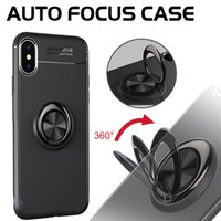 Armor Case Ring Holder Magnetic Car Holder Shockproof Commut...