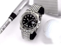 New Style Top Quality GMT Automatic 2813 Movement Men Watch ...