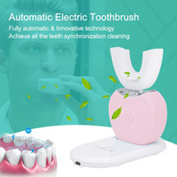 360 Degree Intelligent Automatic Electric Toothbrush Wireles...