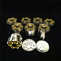 New Design Bullet Shape Herbal 42mm Tobacco Herb Grinders 3 ...