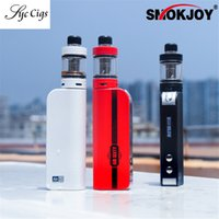 Authentic SMOKJOY AIR 60W Box Mod KIT with 2000mah Battery c...