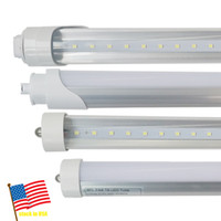 25- Pack, T8 LED Tube Light, 8ft 45W (80W eq), 6000K (Dayligh...