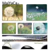 MaiYaCa Custom Skin Dandelion Office Mice Gamer Soft Mouse P...