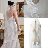 Only $5. 99 One Layer Bridal Wedding Veils with Comb 2019 Whi...