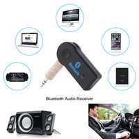 3.5 ММ Разъем Bluetooth AUX Аудио Музыкальный Приемник Автомобильный Комплект Беспроводной Динамик Адаптер Для Наушников Hands Free Для Xiaomi iPhone Универсальный