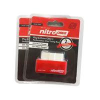 NitroOBD2 Tam Chip Tuning KutusuYeşil EcoOBD2 Ekonomi Chip Tuning Kutusu OBD Araba Benzin Arabalar için Yakıt Tasarrufu Eko OBD2 Yakıt Tasarrufu 15%