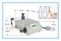 Mini-Digital-Steuerpumpe-flüssige Füllmaschine 5-3500ml LCD-Anzeigenparfüm Wassergetränk-Milchflaschen Tragbare elektrische Gestellmaschine