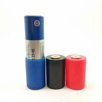 Nuovo Pom 18650 Batteria a 20700 Conversione Conversione Trasformazione Shell Cover Case portatile Fit Vape Mods molteplici usi di alta qualità