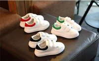 Children' s 2019 spring new lightweight white shoes, boy...